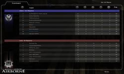 Aperçu du ScoreBoard v1.2