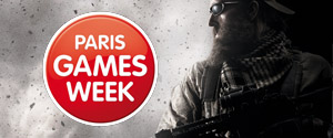 Medal of Honor présent au Paris Games Week !