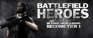 Les Tier 1 s'invitent dans Battlefield Heroes !