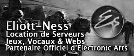 Eliott-Ness Gagner votre serveur et jeu Medal of Honor
