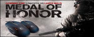Jeu Concours EA DE - Logitech G5 Laser