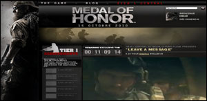 Medal of Honor sortira le 14 octobre en France !