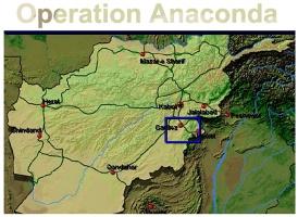 Opération Anaconda : Un peu d'histoire ne fait pas de...