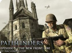 Pathfinders #5 - The New Front Line