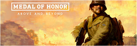 Galerie Medal of Honor Above and Beyond