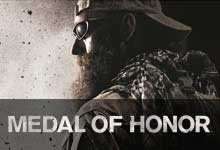 Galerie & Fonds d'écran Medal of Honor 2010