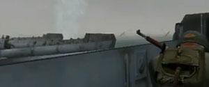 Omaha Beach Landing