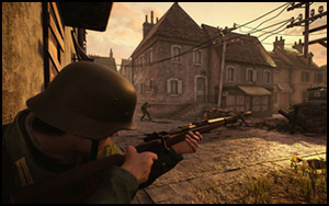 Screenshot Days of War