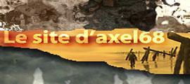 Le site d'Axel68, le retour !