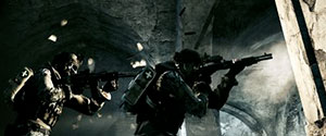 Univers Frosbite 2 : BF3 Close Quarters