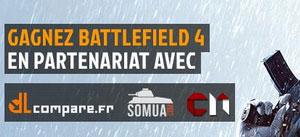 [SOMUA] Concours Battlefield 4