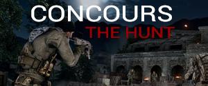 Résultats Concours DLC The Hunt MOH Warfighter