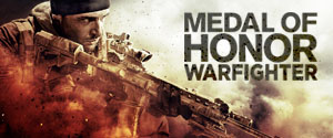 Spots publicitaire Medal of Honor Warfighter