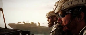 Les premiers tests de Medal of Honor Warfighter