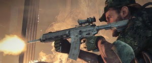 Premier trailer de Gameplay pour MOH Warfighter !