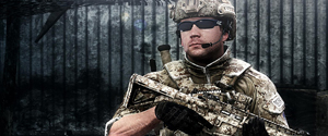 Navy SEAL Team 6 Point Man