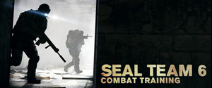 Navy SEAL Team 6 Sniper