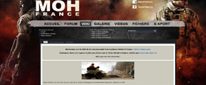 Wiki MOH France - Mise à jour