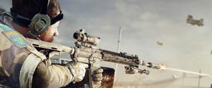 Le fusilier suédois pré-débloqué pour les joueur BF3