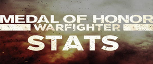 MOHWStats.com Stats Medal of Honor Warfighter