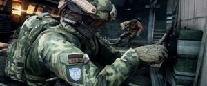 Annonce de la Beta multijoueur MOH Warfighter