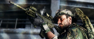Trailer beta multijoueur MOH Warfighter